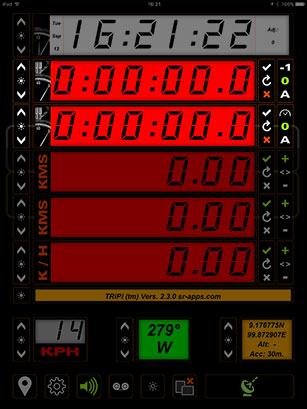Motorsport Apps iOS Tripmeter TRiPi